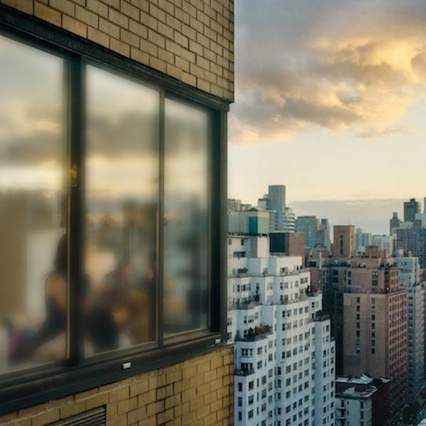 Condos Building windows