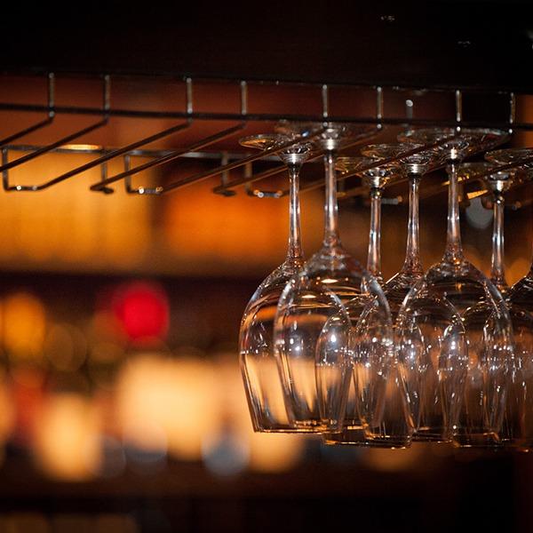Liquor Wine Glass Rack