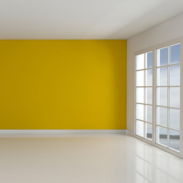 Empty apartment room