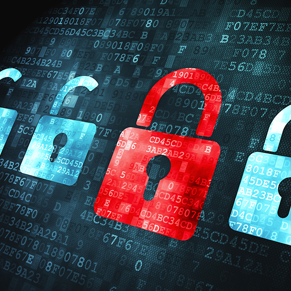Secured cyber data