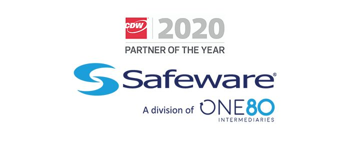 Safeware Recognized as a 2020 CDW Partner of the Year